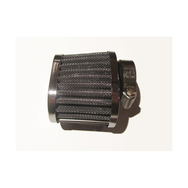 Oval Chrome Air Filter