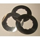 Laser Cut 1mm High Tensile Clutch Plates